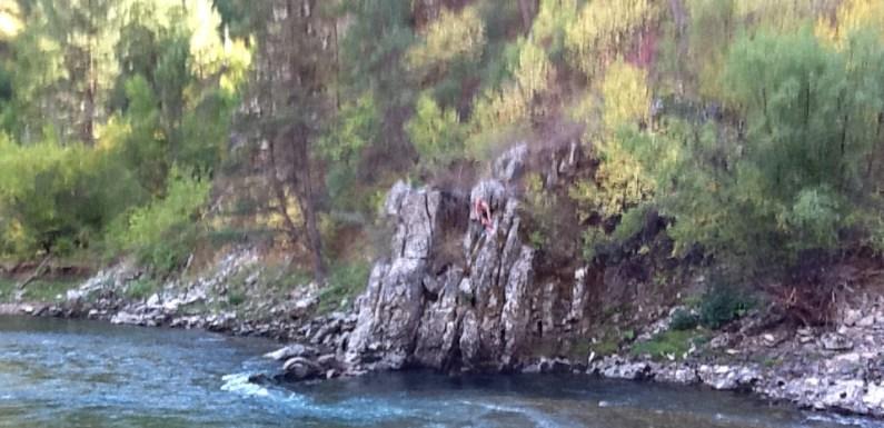 Yodeling Vagabonds in Idaho Hot Springs