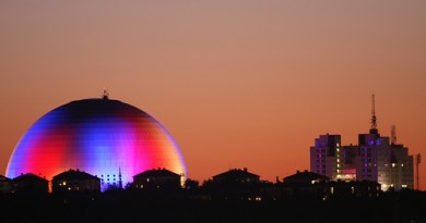 Globen City cc Image courtesy of Kicki on Flickr