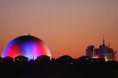 Globen City  cc Image courtesy of Kicki on Flickr