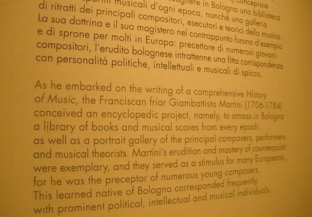 Offbeat Art in Bologna