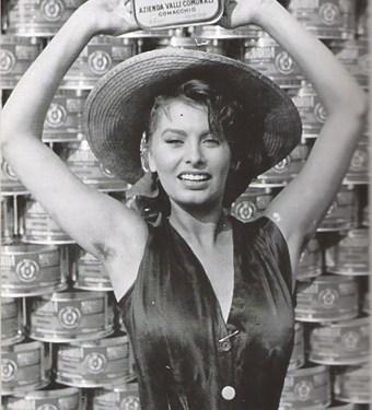 Sophia Loren and the Eels of Comacchio