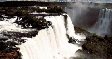 Iguassu Falls ccImage courtesy of Claudio Mufarrage on Flickr