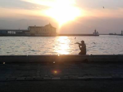 Izmir waterfront