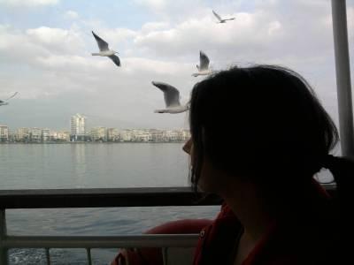 Izmir ferry