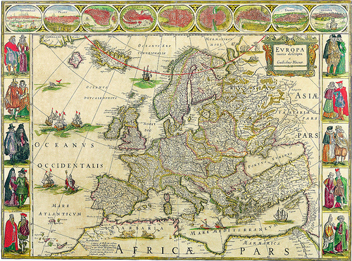 Europe – Destination Guides