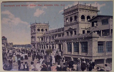 Atlantic City Postcard ccImage from Riptheskull on Flickr
