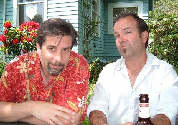 Beers with Dave Walker