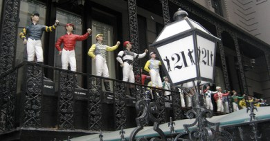 NYC 21 Club
