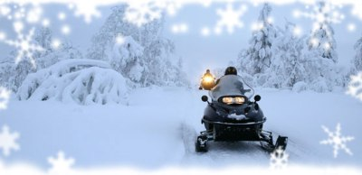 Land of the Laps and Snowmobiles