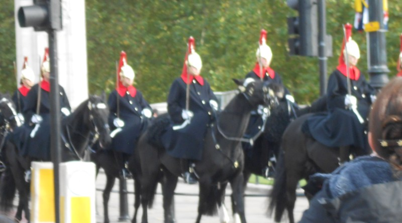Changing of the Horse Guards London