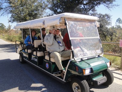 Golf Cart Tourism