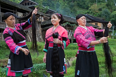 Yao Women in China