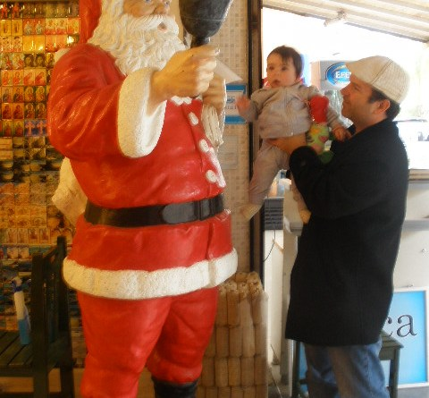 Turkish Santa Claus