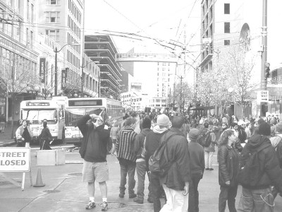 2000 Seattle Protest