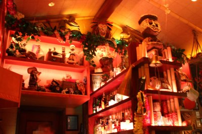 Disneyland Bar - Tikibar