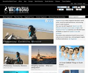 vagobond.com in early 2012