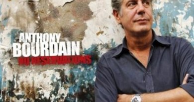 Anthony Bourdain is Not a cunt