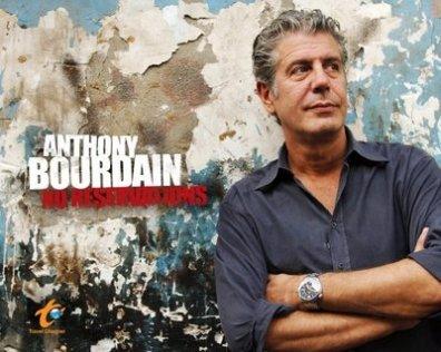 Amazing Vagabond: Anthony Bourdain