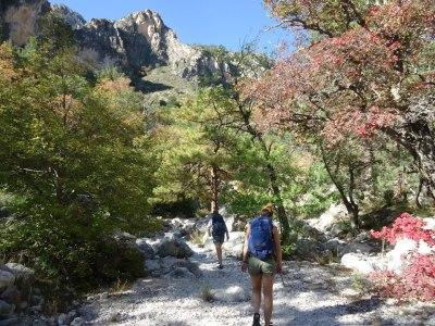 guadalupe hike