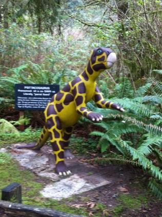 Prehistoric Gardens Dinosaur Park