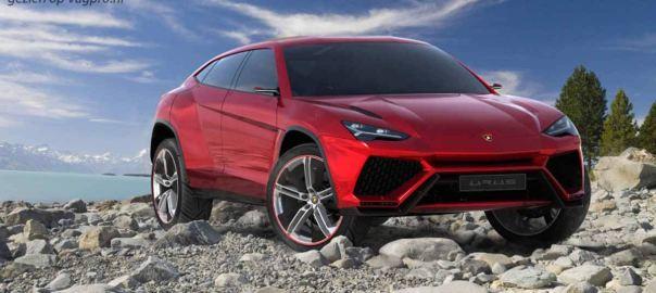 Lamborghini Usus
