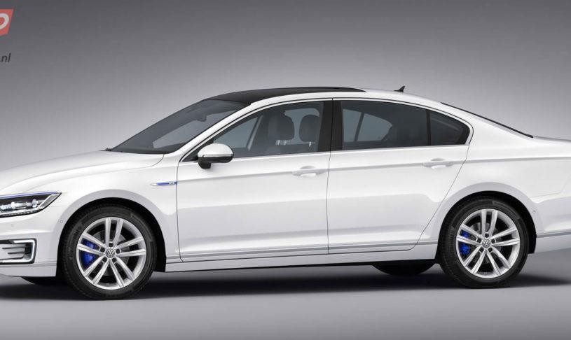 Volkswagen start voorinschrijving op Passat GTE