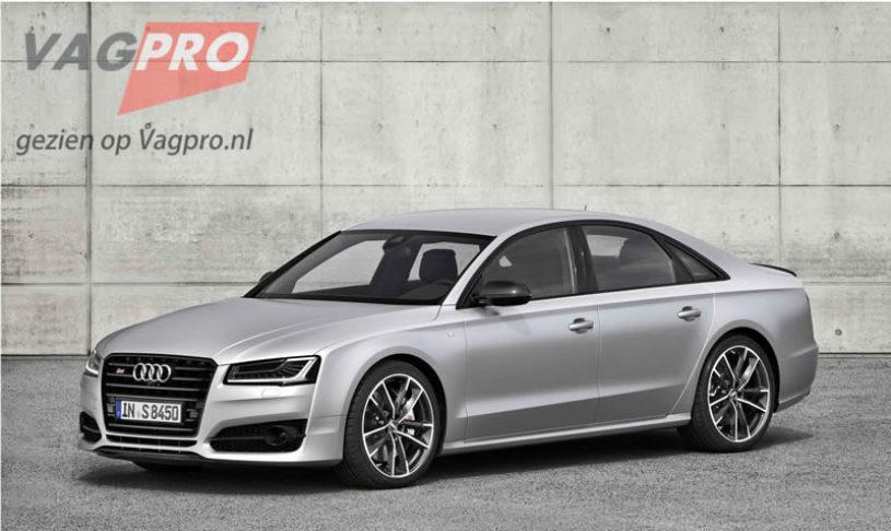 De nieuwe Audi S8 Plus 605PK