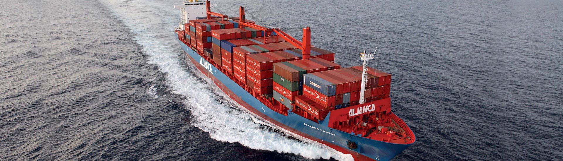 Ocean-Freight-shipping containers