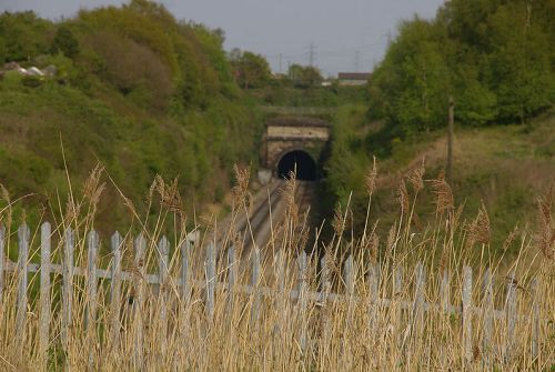 Severn Tunnel at Caldicot By mattbuck (category) (Own work by mattbuck.) [CC-BY-SA-2.0 (http://creativecommons.org/licenses/by-sa/2.0) or CC-BY-SA-3.0 (http://creativecommons.org/licenses/by-sa/3.0)], via Wikimedia Commons