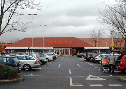 Sainsbury's Harringay is not quite as exciting as the old stadium