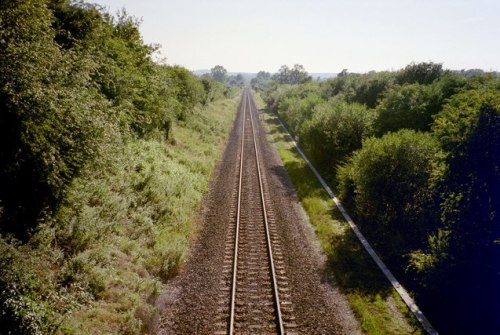The_single_Cotswold_line_-_geograph.org.uk_-_162695 SA Mathieson [CC-BY-SA-2.0 (http://creativecommons.org/licenses/by-sa/2.0)], via Wikimedia Commons