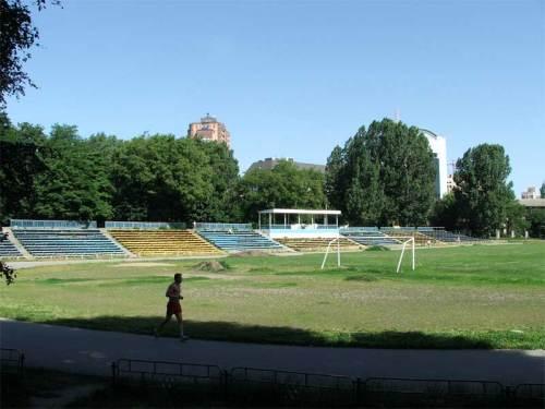 Zenat Stadium, Kiev