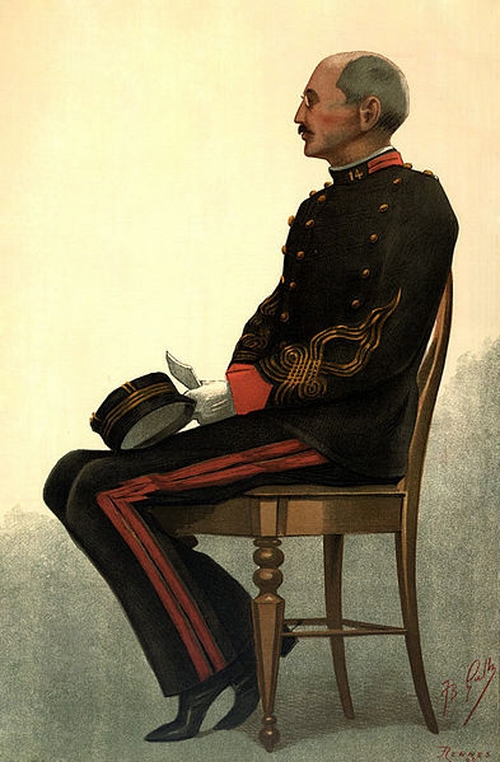 "Alfred Dreyfus, in Vanity Fair,_1899-09-07.jpg: ""JB GUTH"" (Jean Baptiste Guth) derivative work: Londonjackbooks (Alfred_Dreyfus,_Vanity_Fair,_1899-09-07.jpg) [Public domain or Public domain], via Wikimedia Commons"