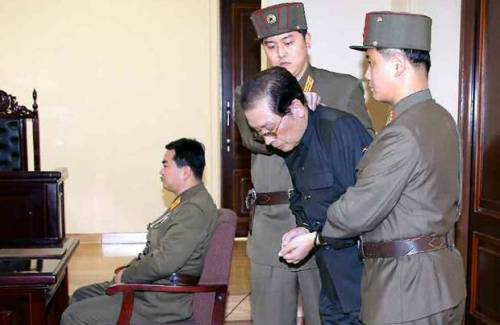 Jang Song Thaek's trial