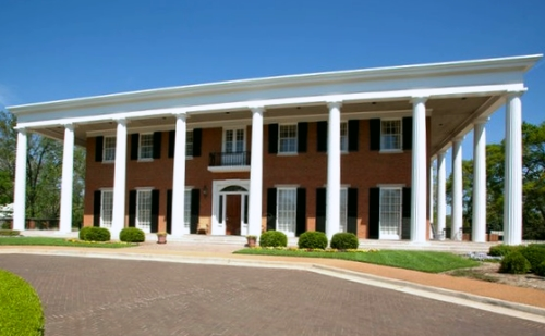 Georgia's 1967 Governor's Mansion