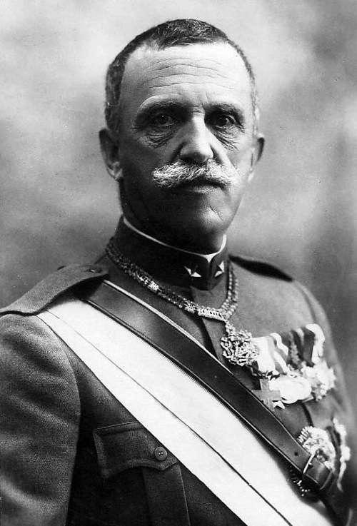 King Victor Emanuel III of Italy