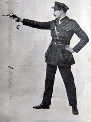 Hugh Bertie Campbell Pollard, firearms expert, author, and secret service agent