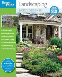 4.Landscaping & Deck Designer