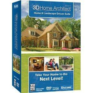 9.3D Home Architect Home & Landscape Deluxe Suite