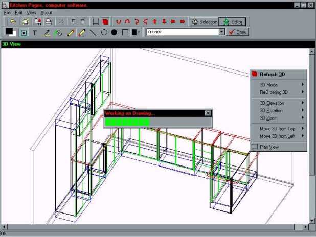 Cabinet drawing software mac Kitcad kitchen design software