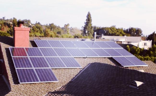Residential Solar Santa Ana California