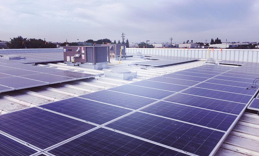 Commercial Solar Fresno CA