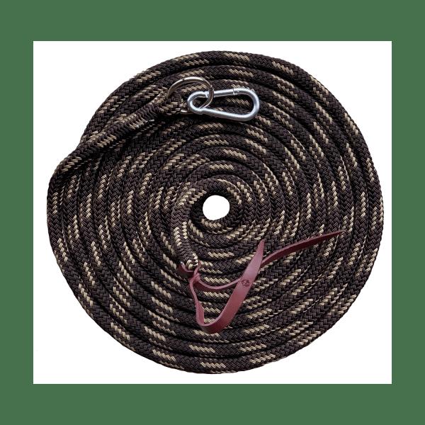 Longe 7 m - couleur Brun/Beige 1