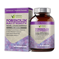 Vitamin Bounty Forskolin