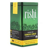 Rishi Teas Turmeric Ginger Herbal Tea