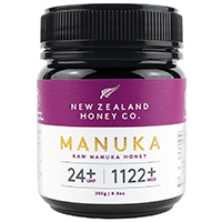 New Zealand Honey Co Raw Manuka Honey Umf 24