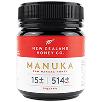 New Zealand Honey Co Raw Manuka Honey
