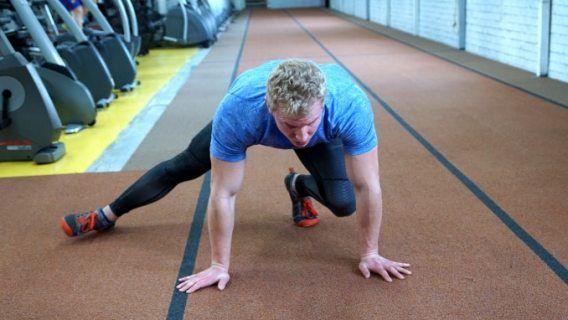 movement workout for agility