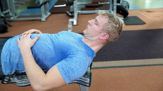 neck flexibility and mobility