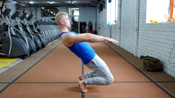 how to sissy squat